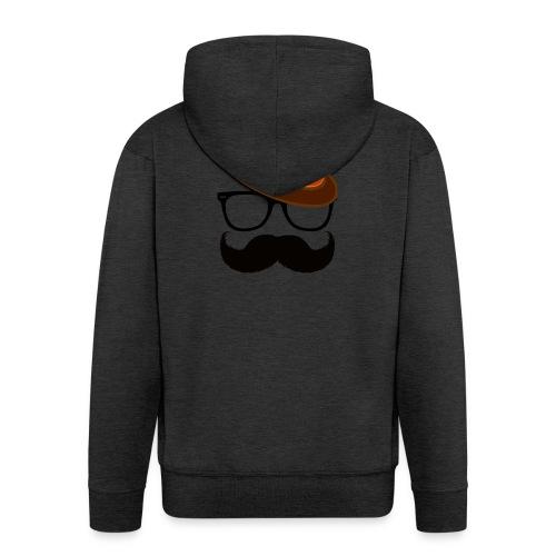 Hipster - Veste à capuche Premium Homme