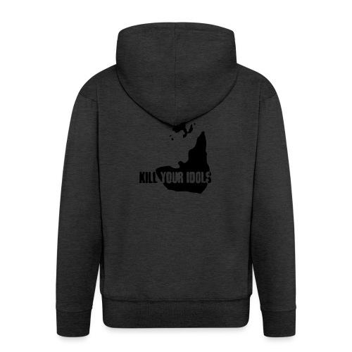 Kill your idols - Men's Premium Hooded Jacket