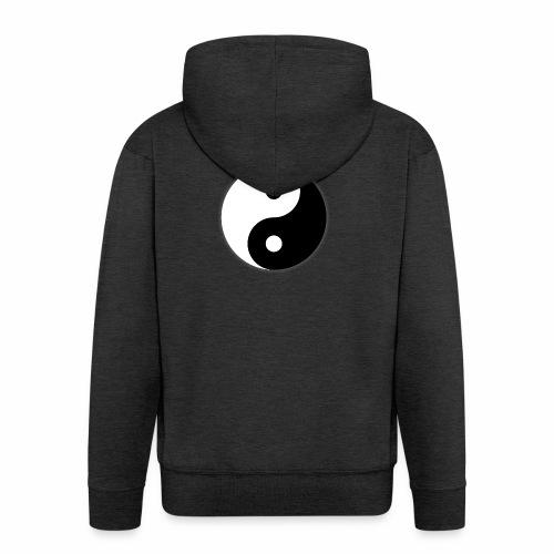 Yin Yang - Veste à capuche Premium Homme