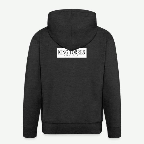king torres - Chaqueta con capucha premium hombre