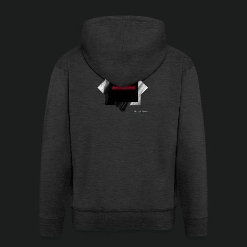 New logo t shirt - Mannenjack Premium met capuchon