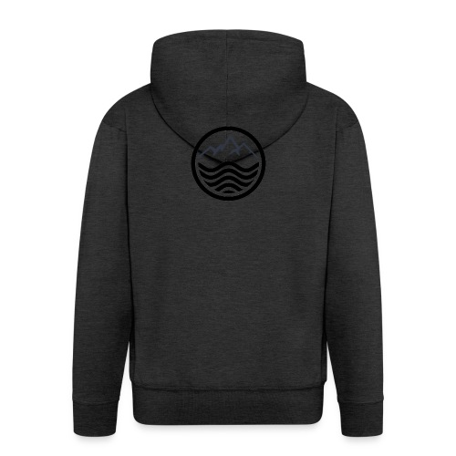 ColdOcean - Men's Premium Hooded Jacket