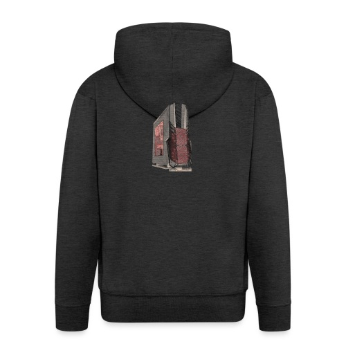 ULTIMATE GAMING PC DESIGN - Men's Premium Hooded Jacket