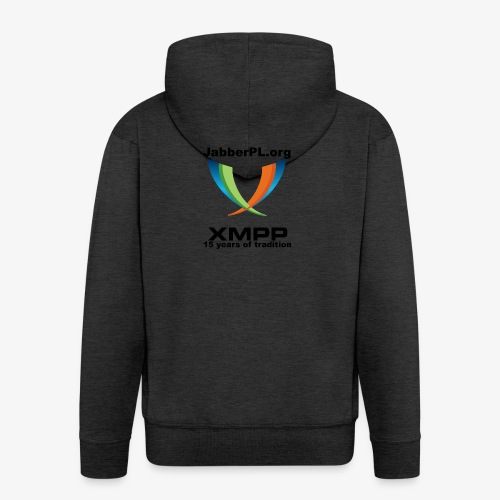 JabberPL.org XMPP - Men's Premium Hooded Jacket