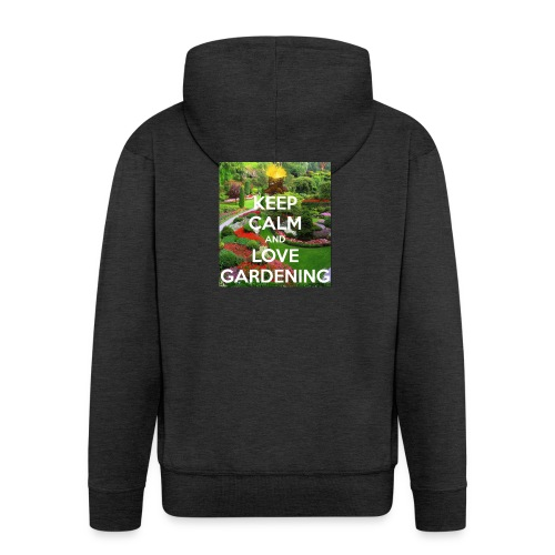 Do not buy for my garden business only copy right - Men's Premium Hooded Jacket