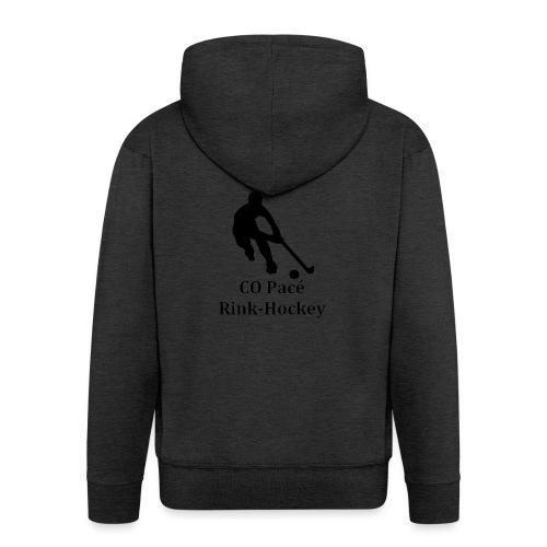 Logo COP RH noir - Veste à capuche Premium Homme