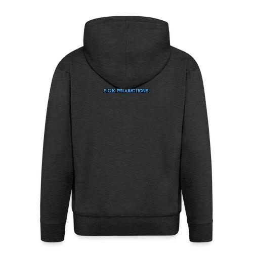 S.G.K PRODUCTIONS merchandise - Men's Premium Hooded Jacket