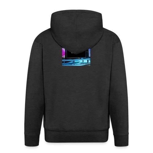 technics q c 640 480 9 - Men's Premium Hooded Jacket