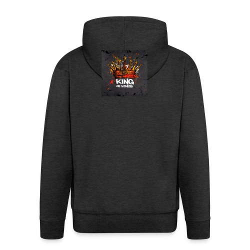 King of kings - Männer Premium Kapuzenjacke