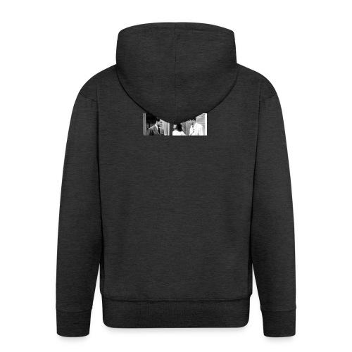 Camiseta Unisex Historias de Filadelfia. - Chaqueta con capucha premium hombre
