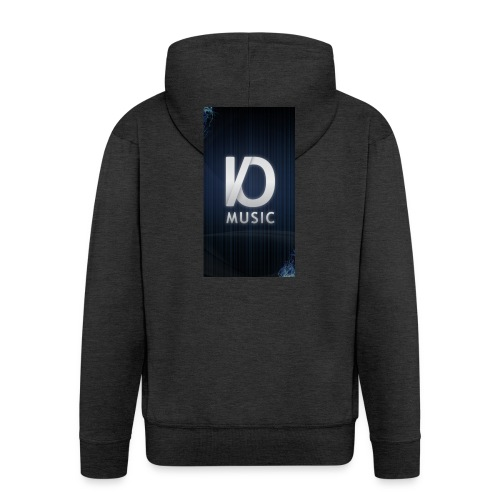 iphone6plus iomusic jpg - Men's Premium Hooded Jacket