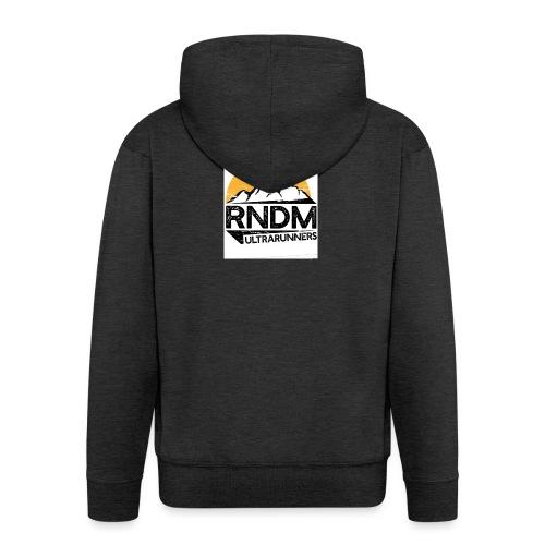 RndmULTRArunners T-shirt - Men's Premium Hooded Jacket
