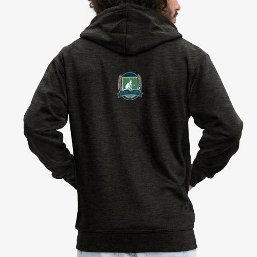 Hockeybuben Logo - Männer Premium Kapuzenjacke
