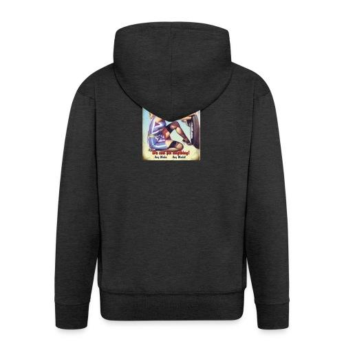 2015-03-01_14-32-29 - Felpa con zip Premium da uomo