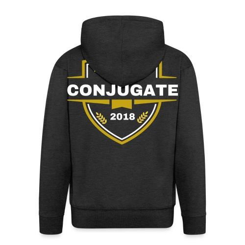 Conjugate luxury - Men's Premium Hooded Jacket