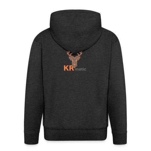 KRmatic - Veste à capuche Premium Homme