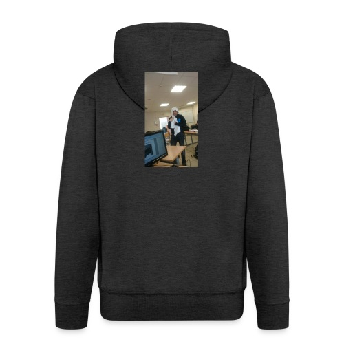 Arnaud - Men's Premium Hooded Jacket