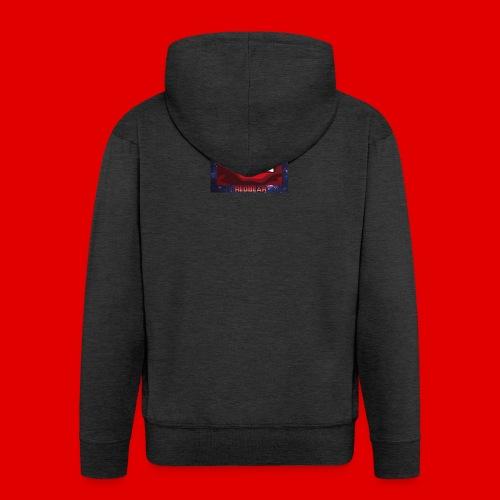 Team redBEAR Official Shirt - Premium-Luvjacka herr