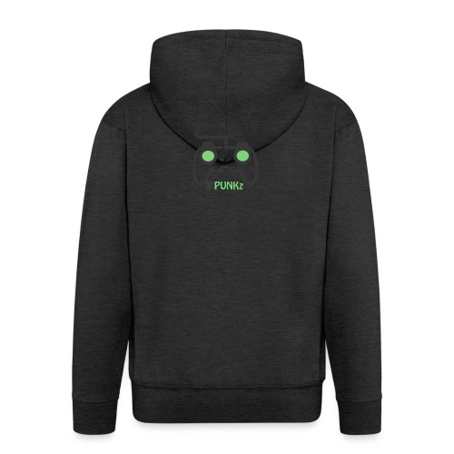 punkzgamer - Men's Premium Hooded Jacket