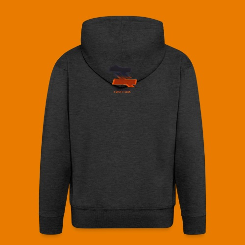 FoxxyTube Cap - Men's Premium Hooded Jacket