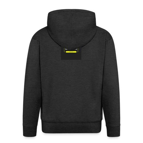 Don kläder - Premium-Luvjacka herr