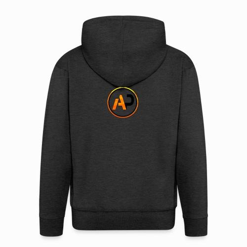 aaronPlazz design - Men's Premium Hooded Jacket