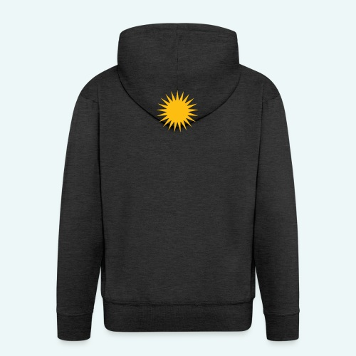 PARMA SUN - Herre premium hættejakke
