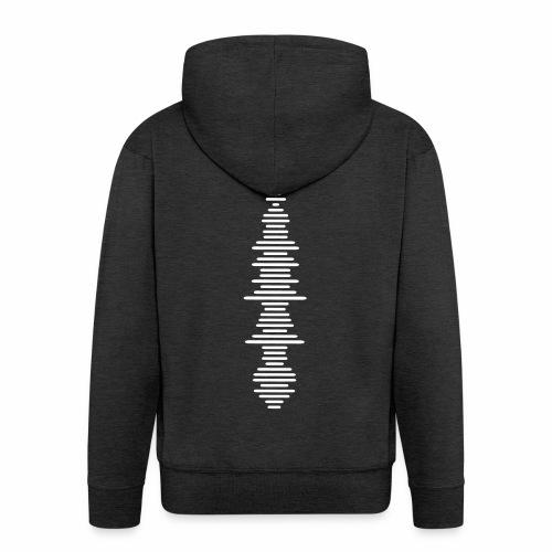 Soundwave - Männer Premium Kapuzenjacke