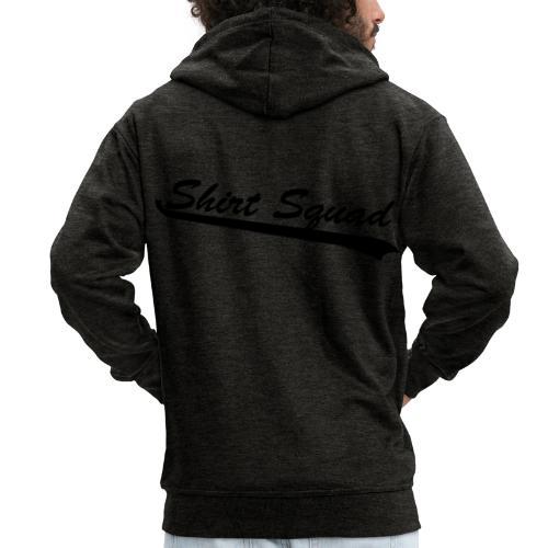 American Style - Men's Premium Hooded Jacket