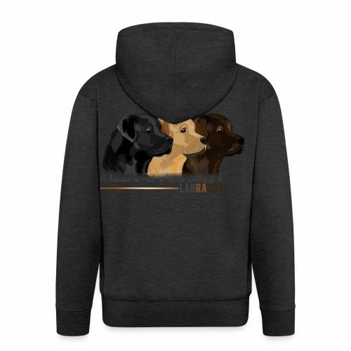 Labrador - Veste à capuche Premium Homme