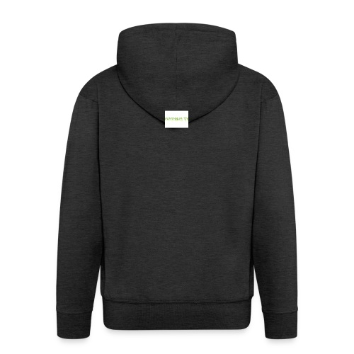 deathnumtv - Men's Premium Hooded Jacket