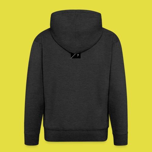 FakeYeezyHD Merch Kollektion 2.0 - Männer Premium Kapuzenjacke