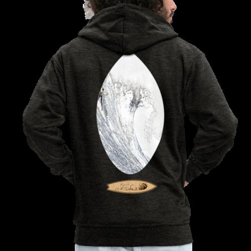 maverick surf - Chaqueta con capucha premium hombre