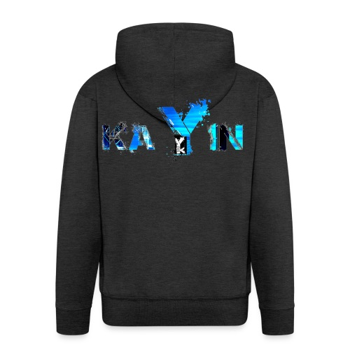 Kayin Logo - Männer Premium Kapuzenjacke