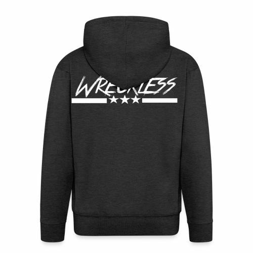 Wreckless crew - Premium Hettejakke for menn