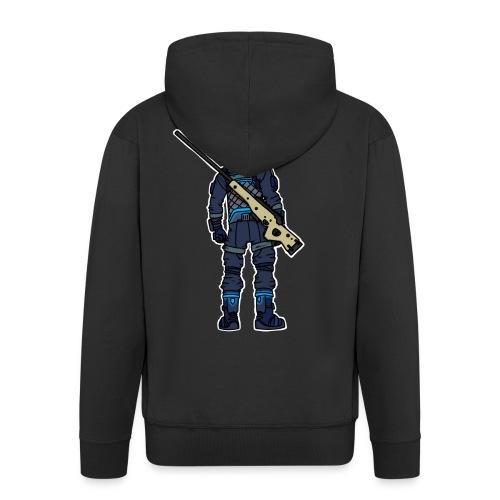 Noscoped - Men's Premium Hooded Jacket