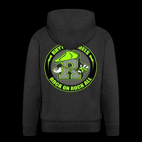 GREEN STYLE - Men's Premium Hooded Jacket