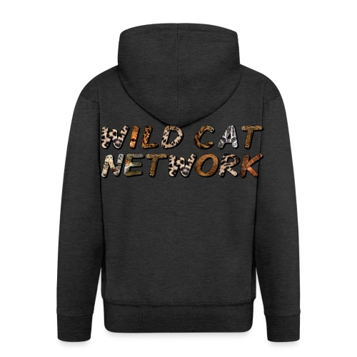 WildCatNetwork 1 - Men's Premium Hooded Jacket