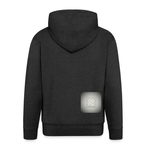 OPHLO LOGO - Men's Premium Hooded Jacket