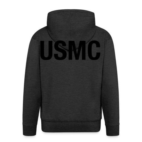 USMC - Men's Premium Hooded Jacket