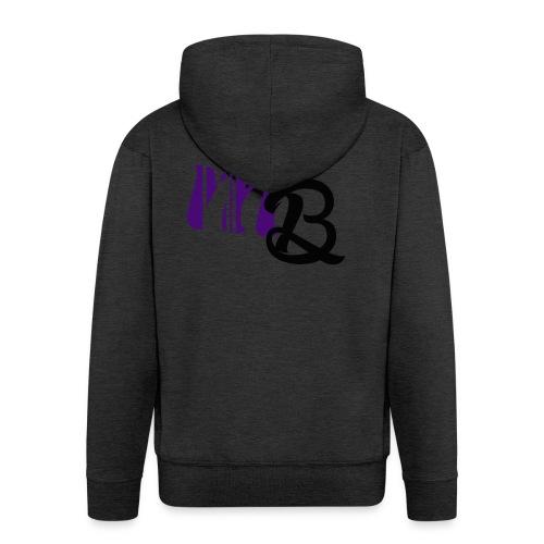 Youtube Merchandise Miranda Bos_YT - Men's Premium Hooded Jacket
