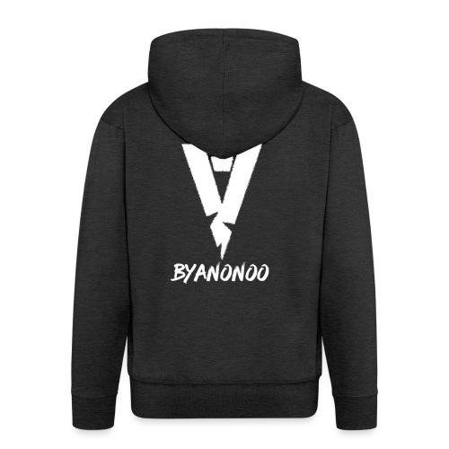 Anonoo Pullover | AnonooCrew! - Männer Premium Kapuzenjacke