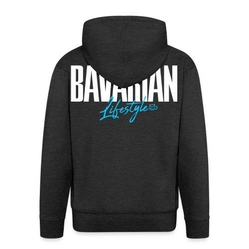 Bavarian lifestyle 2.0 - Männer Premium Kapuzenjacke