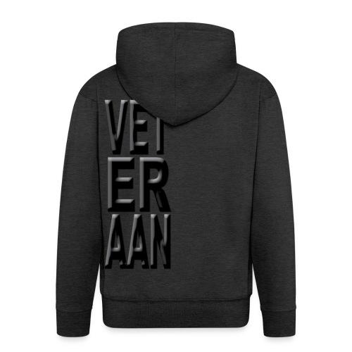 VETerAAN - Mannenjack Premium met capuchon