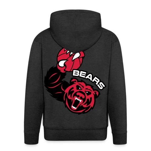 Bears Basketball - Veste à capuche Premium Homme