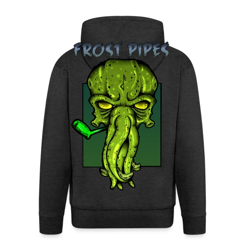 The Call of Cthulhu - Men's Premium Hooded Jacket