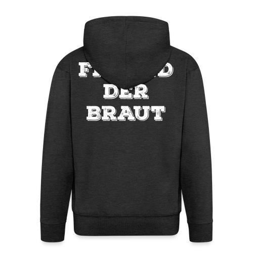 Freund Der Braut - Mannenjack Premium met capuchon