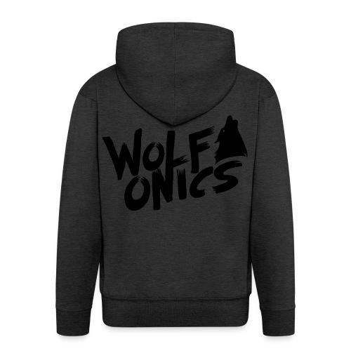 Wolfonics - Männer Premium Kapuzenjacke