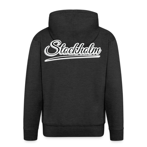 stockholm - Men's Premium Hooded Jacket