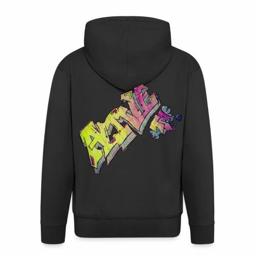 ALIVE TM Collab - Men's Premium Hooded Jacket